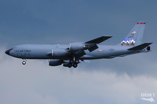 61-0275 KC-135R Stratotanker | ETAD/SPM | 22.05.2018