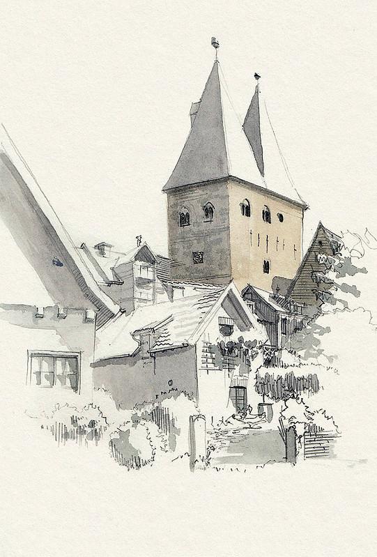 Stiftskirche Obernkirchen · Obernkirchen Collegiate Church