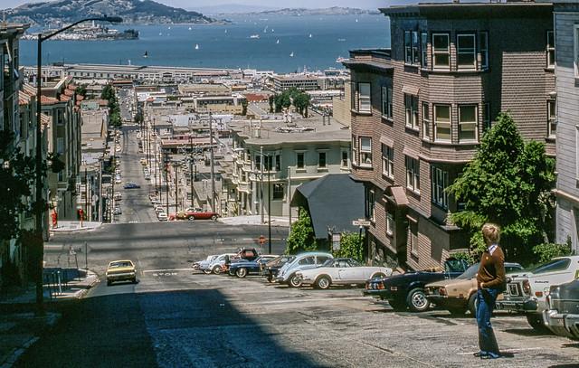 San Francisco, CA, USA in 1978, Explore No. 3 2016-06-30