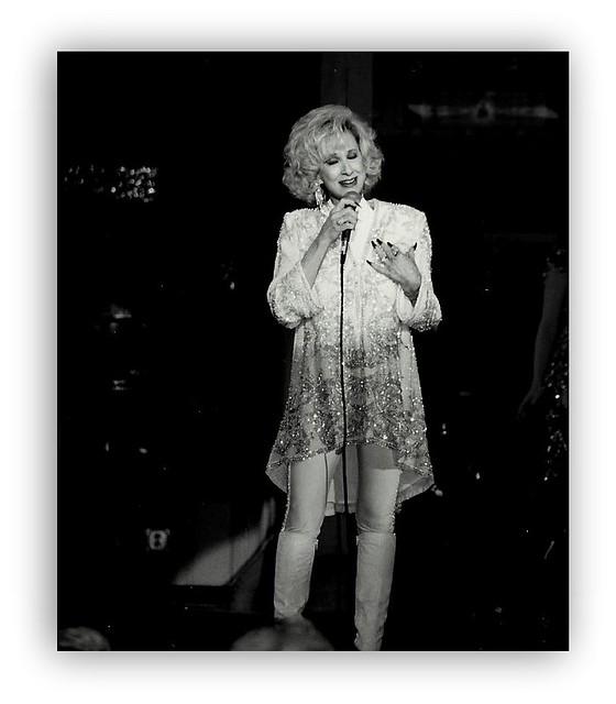 Tammy Wynette - Theatre By The Lake - Nashville - June 10 , 1994
