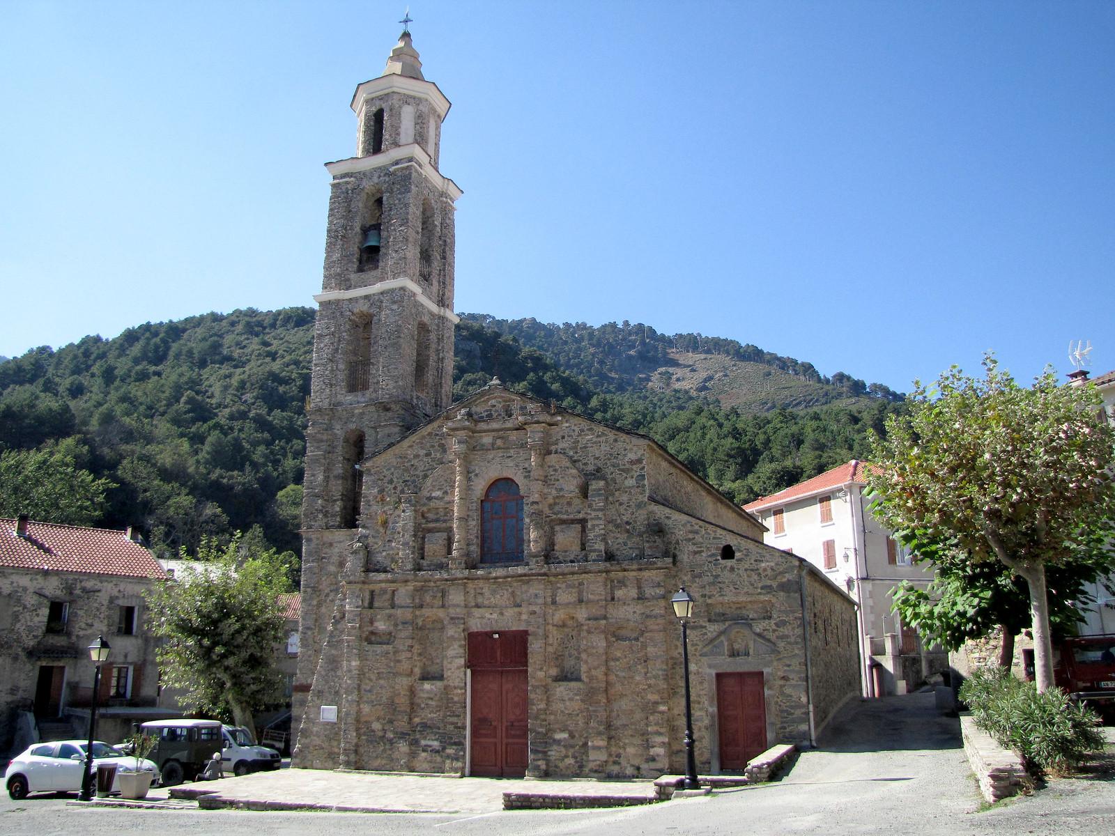 Eglise Vezzani
