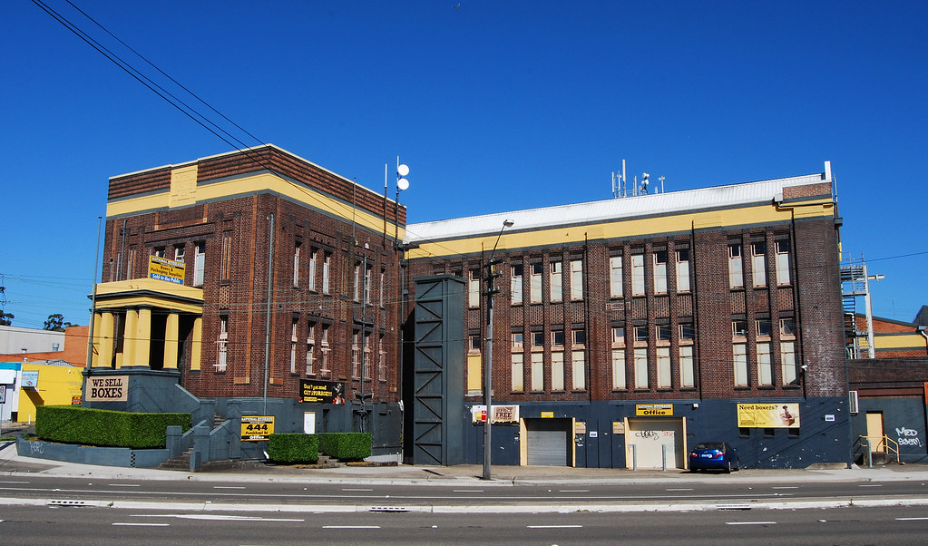 National Storage, Belfield, Sydney, NSW.