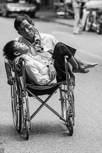 UNFORTUNATE IN HANOI...