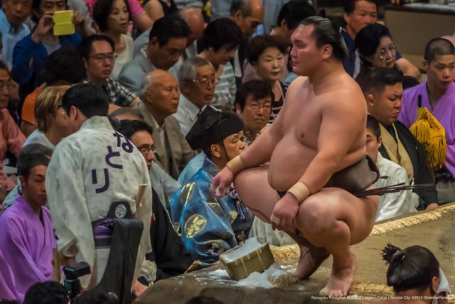 Ryougoku Kokugikan 両国国技