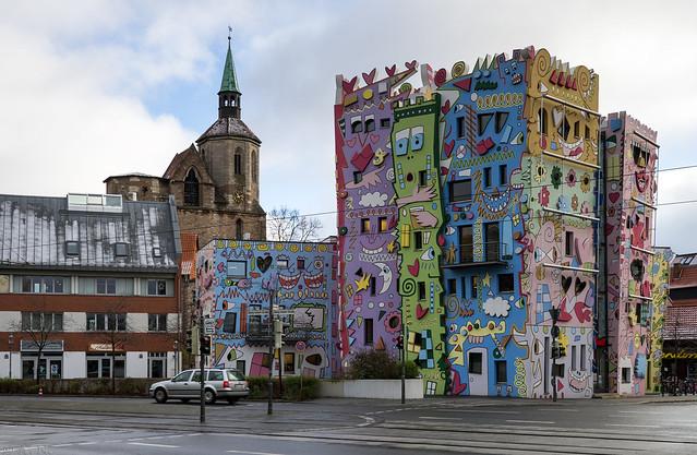 Braunschweig: Happy Rizzi house