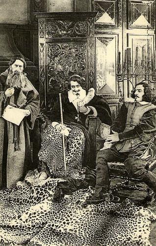 Les Trois Mousquetaires, 4