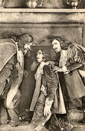 Les Trois Mousquetaires, 19