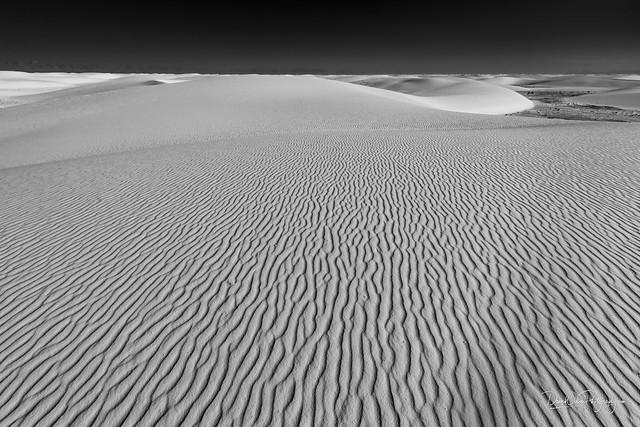 White Sands Textures III
