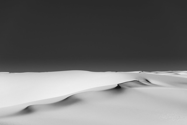 White Sands Textures IV