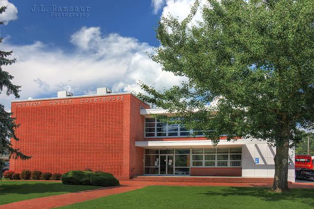 Johnson County, TN Courthouse - Mountain City, TN