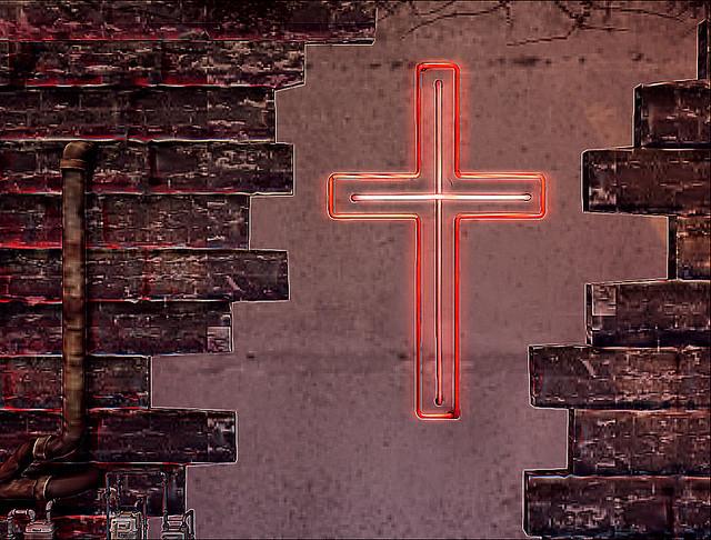 Barddeco - Sharpened Cross Inside A Void