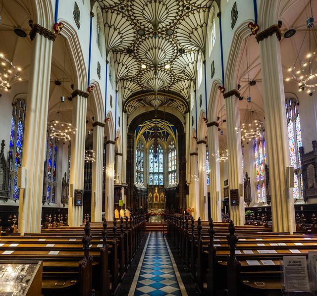 St. John's Episcopal Kirk, Edinburgh