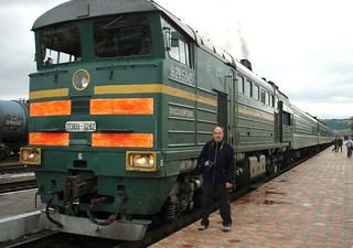 RUSIA-Transiberiano