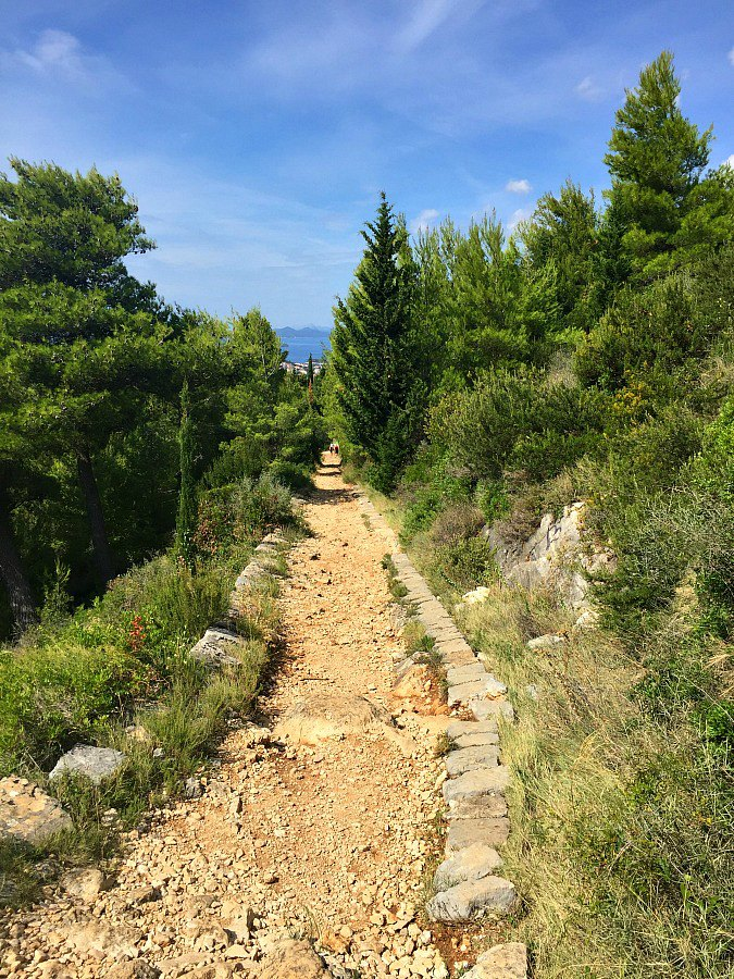 Hiking in Dubrovnik - Mount Srd