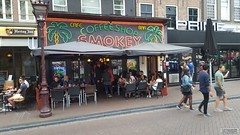 Coffeeshop Smokey, Amsterdam