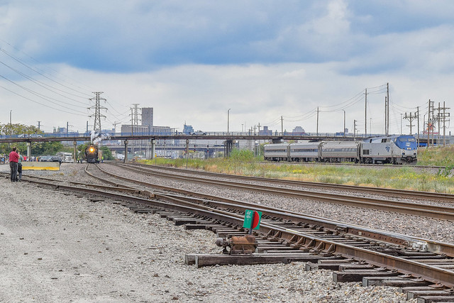 A Difference in Passenger Railroading