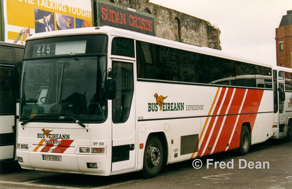 Bus Éireann VP 69 (97-D-45891).