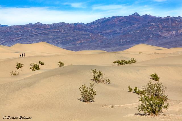Mountains & Dunes