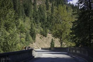 Bridge into Avery
