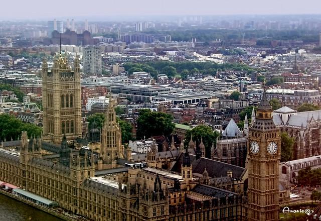 The Parliament_London