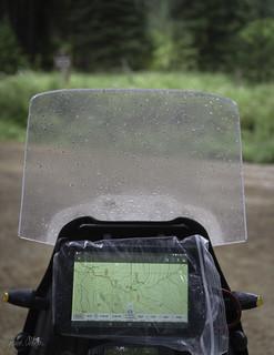 Rain shields