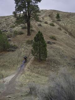 Four climbs