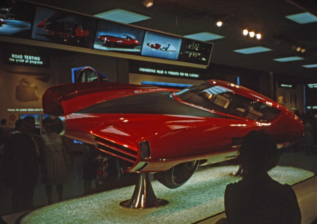 GM future sports car - GM-X Stiletto