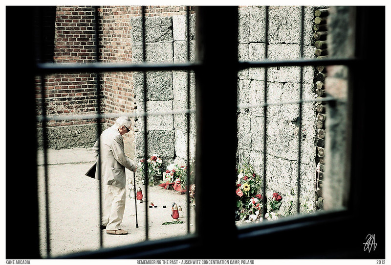Remembering the Past - Auschwitz Concentration Camp, Poland