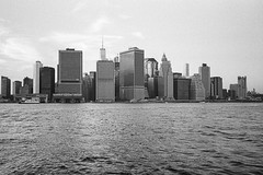 NYC in B&W, August 2016