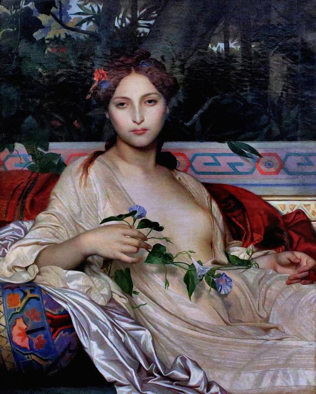 IMG_3434 Alexandre Cabanel. 1823-1889. Paris. La Charruccia. 1848.     Montpellier
