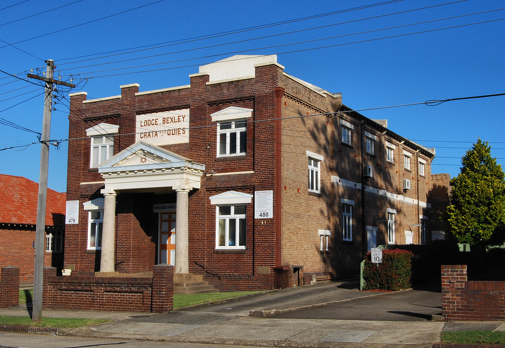 Masonic Hall, Bexley, Sydney, NSW