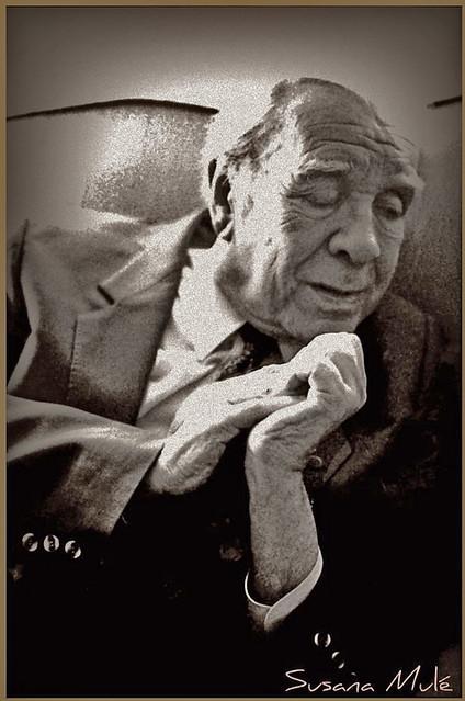 Jorge Luis Borges. 1