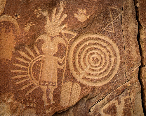 Crow Canyon Petroglyphs