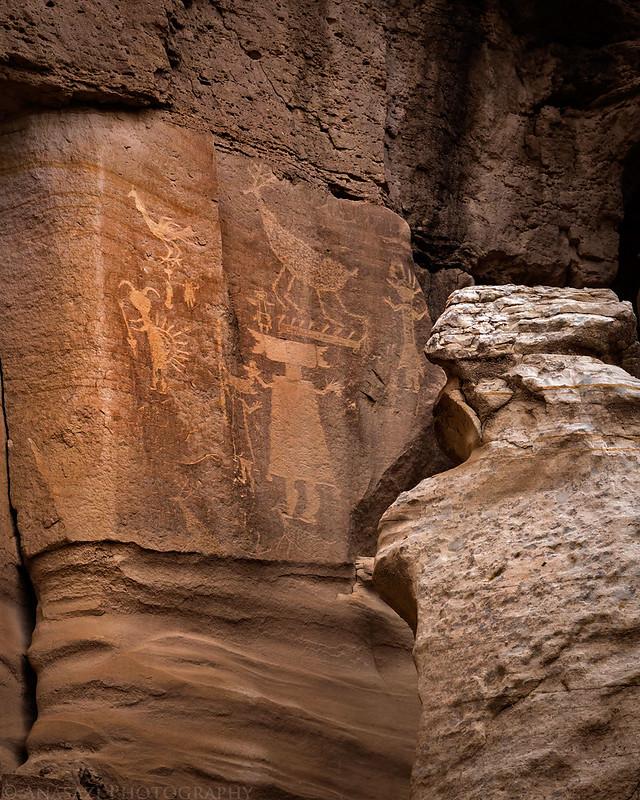 Spire Petroglyphs