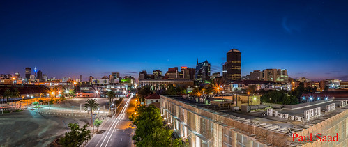 pano panorama paniramic jozi johannesburg sunrise sky cityskapes skylines dusk braamfontein cbd lights colors flickr