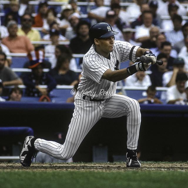 1996-08-21-005 Derek Jeter