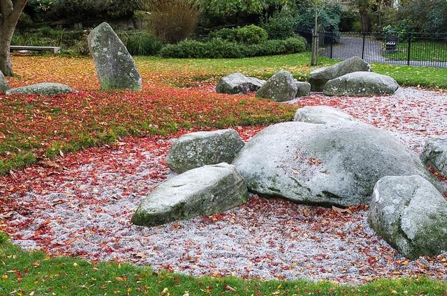Japanese Garden, Hammersmith Park