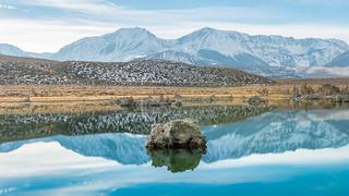 Mono Lake Reflections