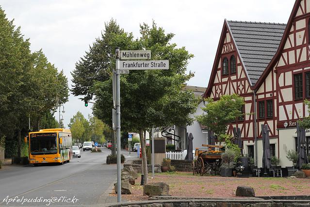Bunte Buswelt - Hennef (Sieg)