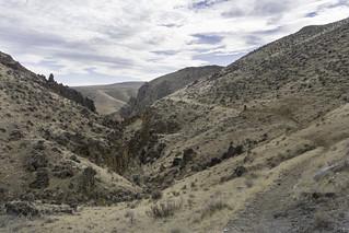 Slot to Sinker Creek