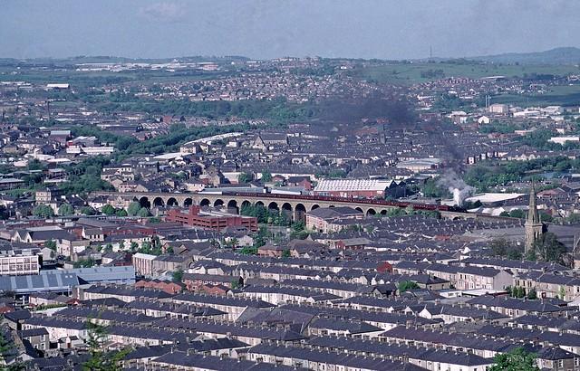 Accrington viewpoint