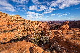 Valley of the Gods View | by IntrepidXJ