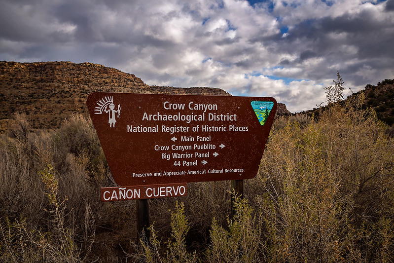 Crow Canyon Archaeological District