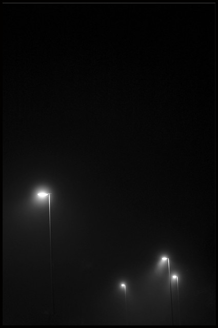 MIDNIGHT ON THE PARKING LOT