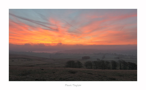 winter december sunrise dawn frost mist eastby northyorkshire yorkshire hdr eos7dmkii canon1635f28mkii