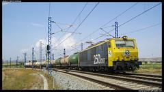 Tren de acrilonitrilo en Zaragoza