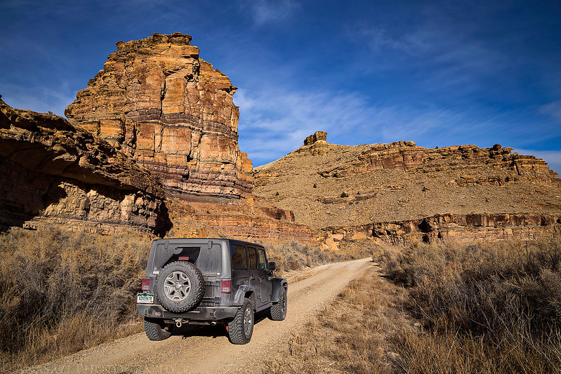 Exploring Nine Mile Canyon