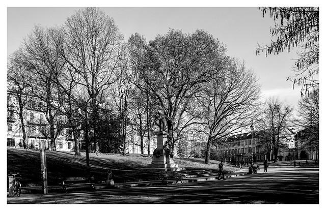 Angoli di Torino: Piazza Cavour