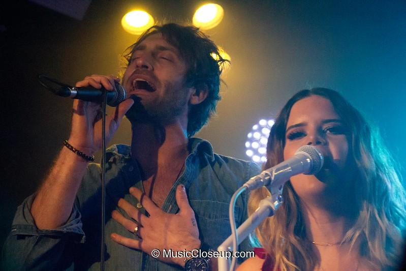 Maren Morris & Ryan Hurd -7304