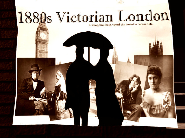 1880s Victorian London - In A Reign of Daze